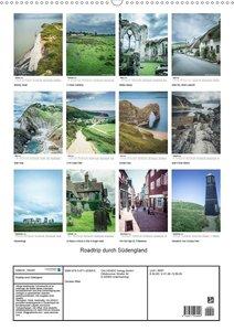 Roadtrip durch Südengland (Wandkalender 2020 DIN A2 hoch)
