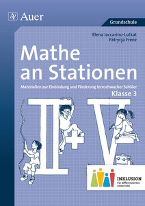 Mathe an Stationen 3 Inklusion