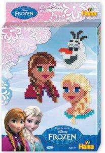 HAMA 7957 - Geschenkpackung Frozen, klein mit ca. 2000 Bügelperl