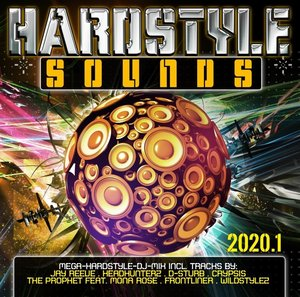 Hardstyle Sounds 2020.1, 2 Audio-CDs