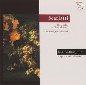 18 Sonaten Für Cembalo