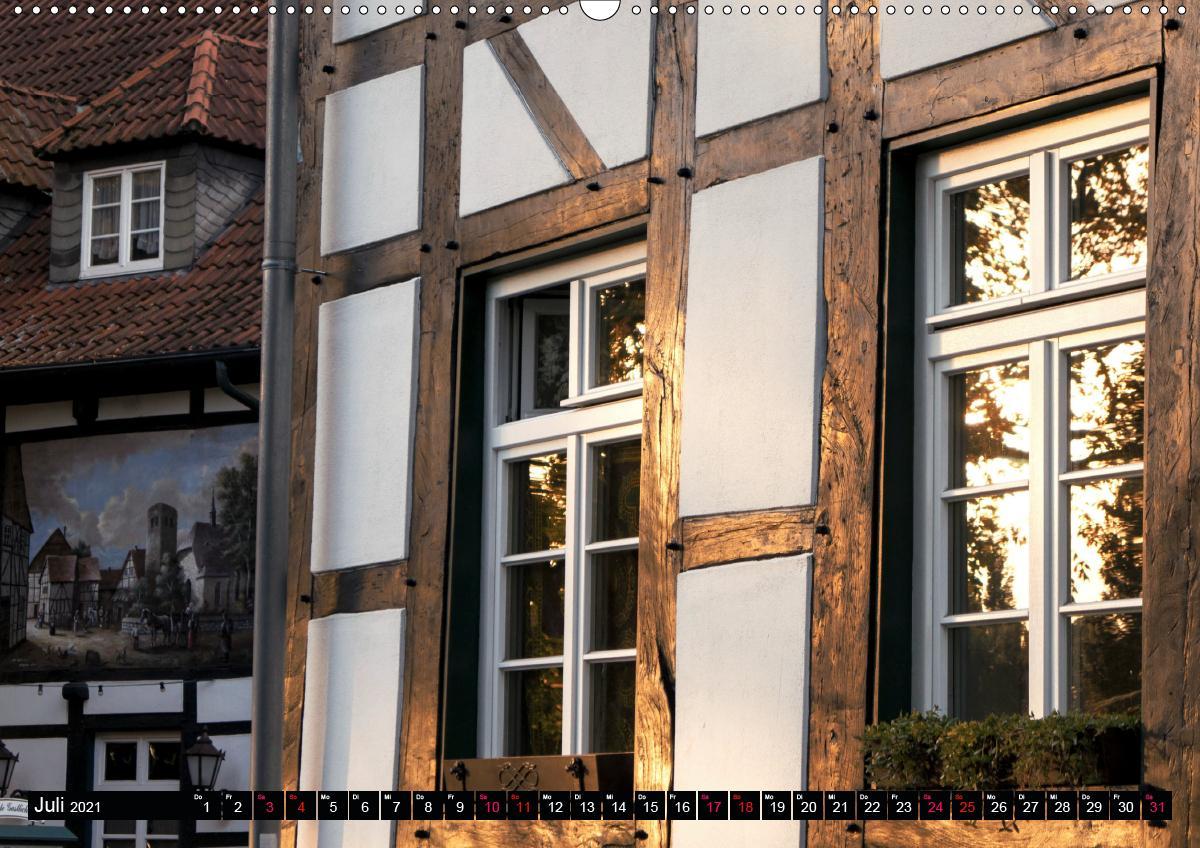 Mein Westerholter Fachwerkdorf (Wandkalender 2021 DIN A2 quer) - zum Schließen ins Bild klicken