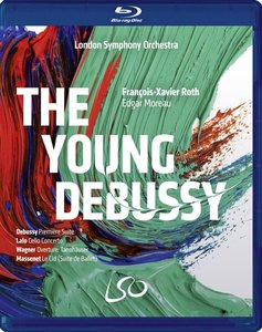 The Young Debussy (Blu-R+DVD)