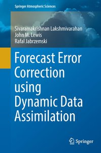 Forecast Error Correction using Dynamic Data Assimilation