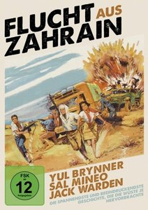 Flucht aus Zahrain (Escape from Zahrain)
