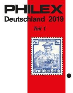 PHILEX Deutschland 2019. Tl.1