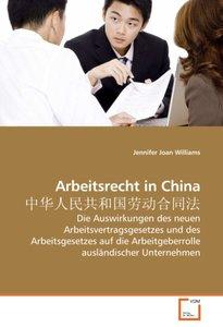 Arbeitsrecht in China ¿¿¿¿¿¿¿¿¿¿¿¿