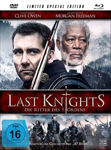 Last Knights - Die Ritter des 7. Ordens. Limited Collector's Edi