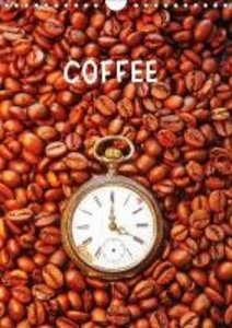 Coffee (Wall Calendar 2015 DIN A4 Portrait)