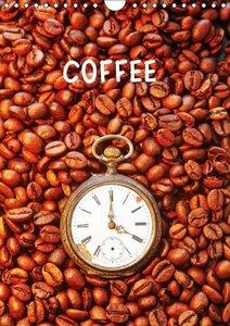 Coffee (Wall Calendar 2015 DIN A4 Portrait)