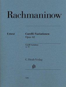 Corelli-Variationen op. 42