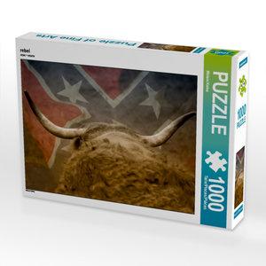 rebel 1000 Teile Puzzle quer