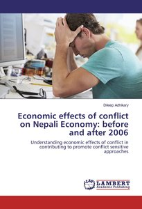 Economic effects of conflict on Nepali Economy: before and after