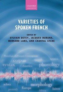 Varieties of Spoken French