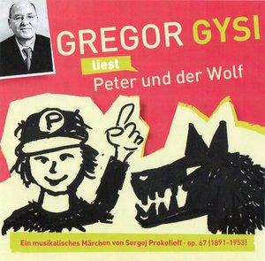 Gregor Gysi liest Peter und der Wolf