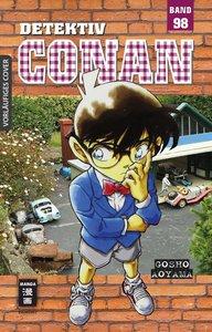 Detektiv Conan. Bd.98