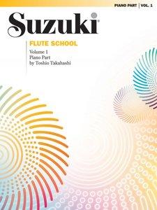Suzuki Flute School Piano 1