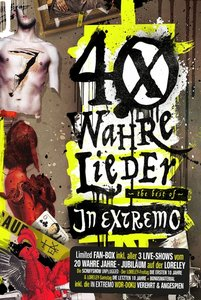 40 Wahre Lieder-Limited Loreley-Fanbox (2CD/3DVD)