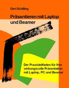Präsentieren mit Laptop und Beamer