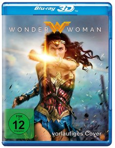 Wonder Woman - 3D