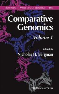 Comparative Genomics, Volume 1