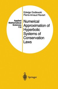 Numerical Approximation of Hyperbolic Systems of Conservation La