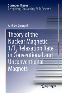 Theory of the Nuclear Magnetic 1/T1 Relaxation Rate in Conventio