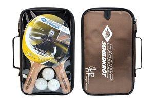 Donic-Schildkröt 788490 - Premium Tischtennis Set PERSSON 500, 2