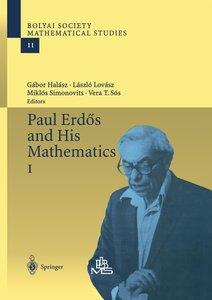Paul Erdös and His Mathematics