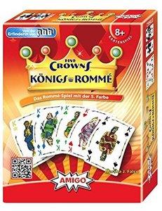 Königs-Rommé (Spielkarten), Five Crowns