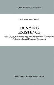 Denying Existence