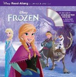 Disney Frozen: Read-Along. Book + CD