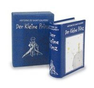 Der Kleine Prinz. Miniaturbuchausgabe. Silberschnitt