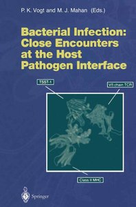 Bacterial Infection: Close Encounters at the Host Pathogen Inter