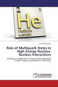 Role of Multiquark States in High Energy Nucleus-Nucleus ¿Intera