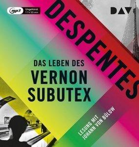 Das Leben des Vernon Subutex /mp3-CD