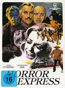 Horror Express (Mediabook) (DV