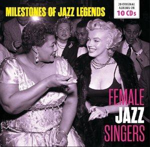 Female Jazz Singers-Milestones of Jazz Legends