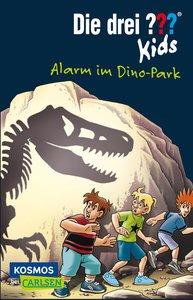 Die drei ??? Kids 61: Alarm im Dino-Park