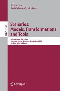 Scenarios: Models, Transformations and Tools