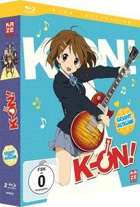 K-ON! - 1. Staffel - Gesamtausgabe