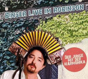 Der Junge Mit Der Harmonika/Live