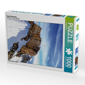Top of Germany 1000 Teile Puzzle hoch