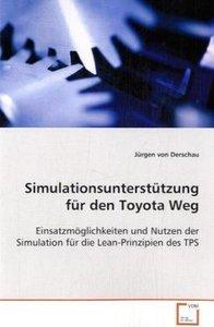 Simulationsunterstützung für den Toyota Weg