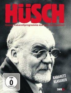 Hanns Dieter Hüsch - sieben Kabarettprogramme aus drei Jahrzehnt