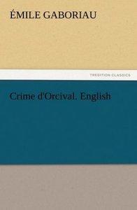 Crime d'Orcival. English