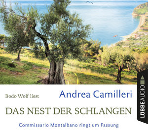 Das Nest der Schlangen, 4 Audio-CDs