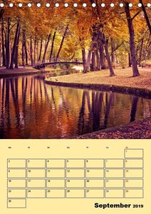 Bayreuth - die oberfränkische Hauptstadt (Tischkalender 2019 DIN