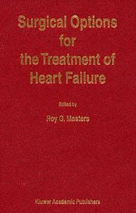 Surgical Options for the Treatment of Heart Failure