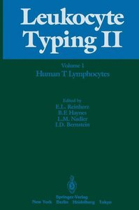 Leukocyte Typing II